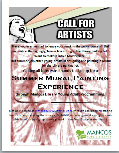 Summer Programs at Mancos Public Library