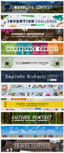 MAKER MAGAZINE CONTESTS